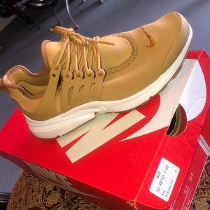 W Air Presto Size 8 Nike